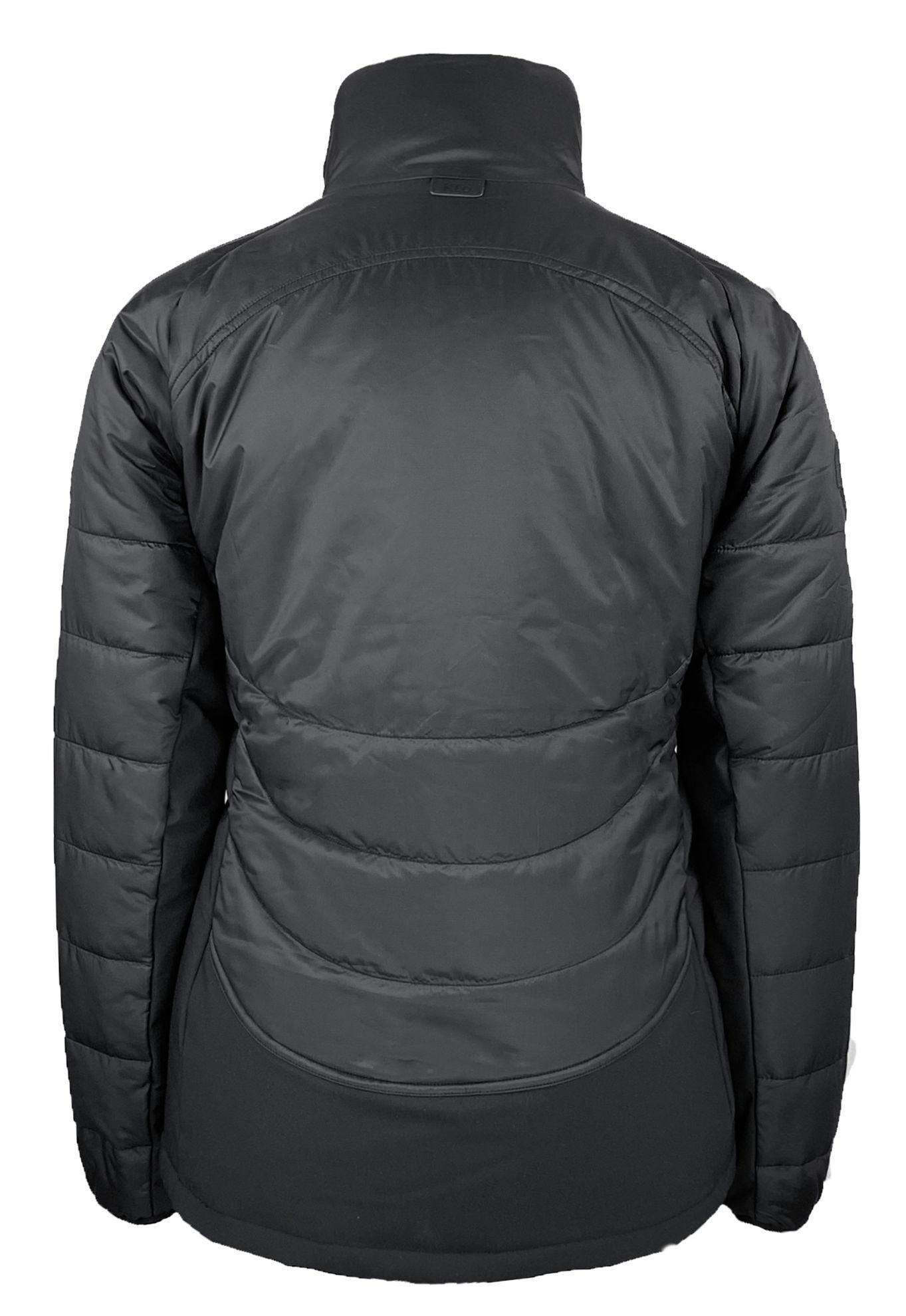 Image de Manteau urbain noir pour femmes
