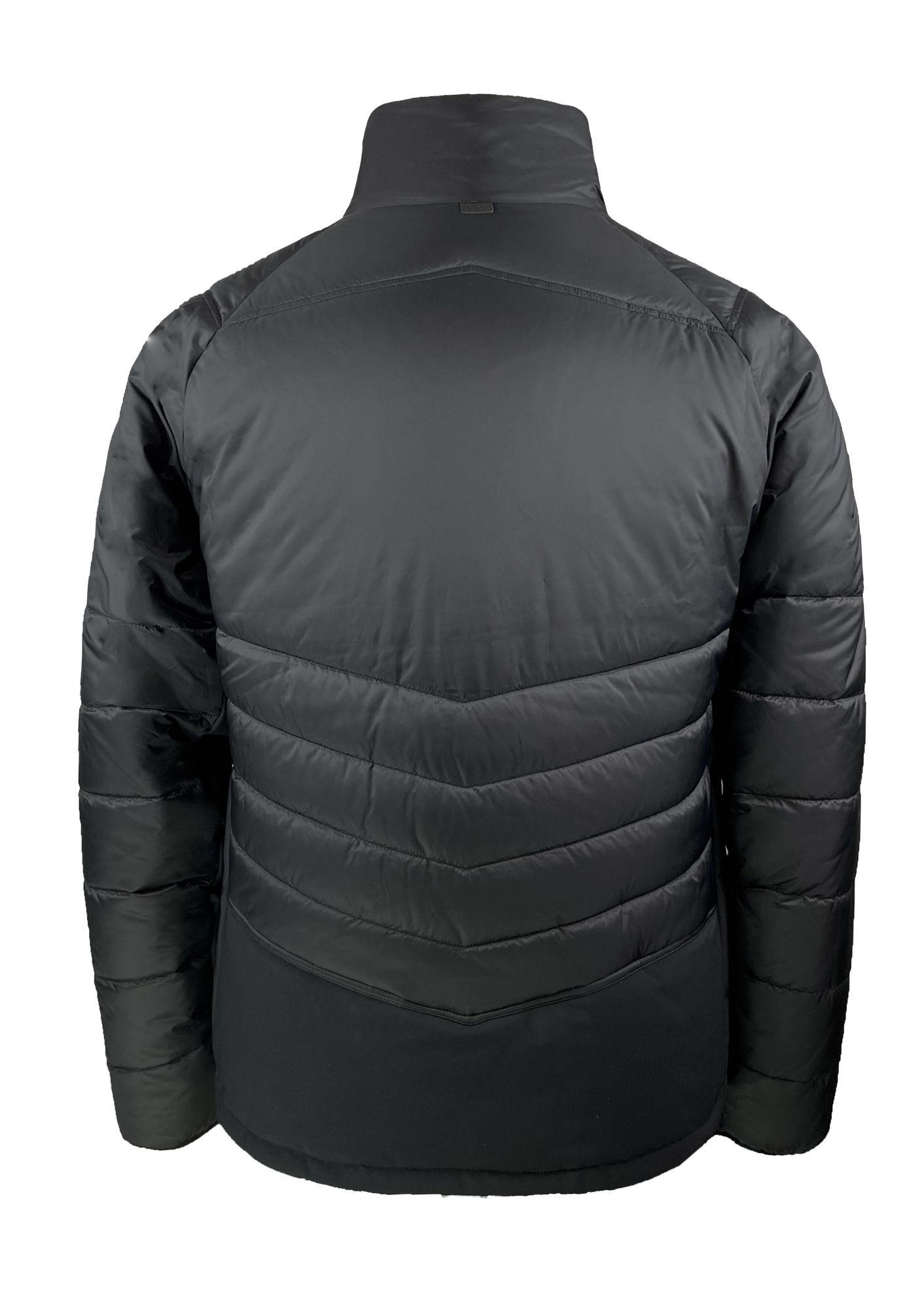 Image de Manteau urbain noir pour hommes